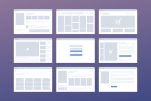Qu'est-ce qu'un wireframe pour un site web ?